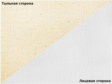 Полотно бавовняне з глянцевим покриттям для друку сольвентними і екосольвентними чорнилами 1270 мм х 30 м