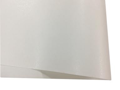 Арт.10402-12042 Дизайнерская бумага Hyacinth Star Rain, белая, 120 гр/м2