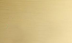 Металлическая пластина для сублимации, золото шампань