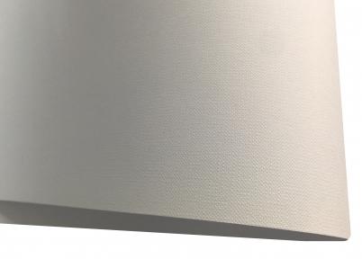 Арт.170308 Дизайнерский картон Vivaldi Set Canvas с тиснением полотна, белый, 300 гр/м2