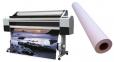 Самоклеючий поліпропіленовий фотопапір для струменевих принтерів, матовий, 130 г/м2, 1070 мм х 30 м